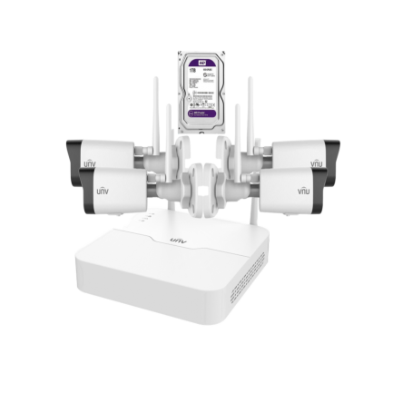 alarmpoint - unv - komplet 2mp wireless