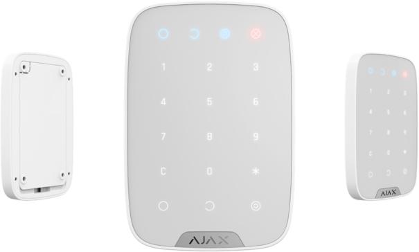 alarmpoint - tipkovnica - ajax keypad wh